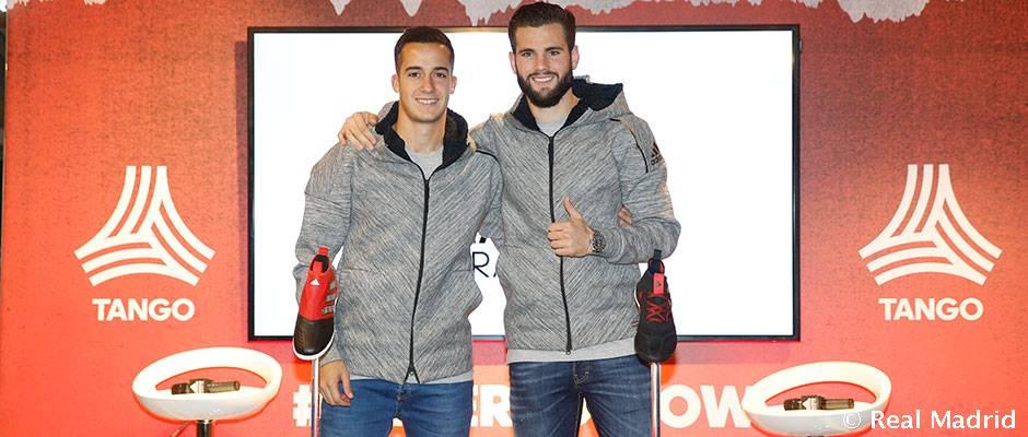 ¿Cuánto mide Lucas Vázquez? - Altura - Real height _2rm8273_h