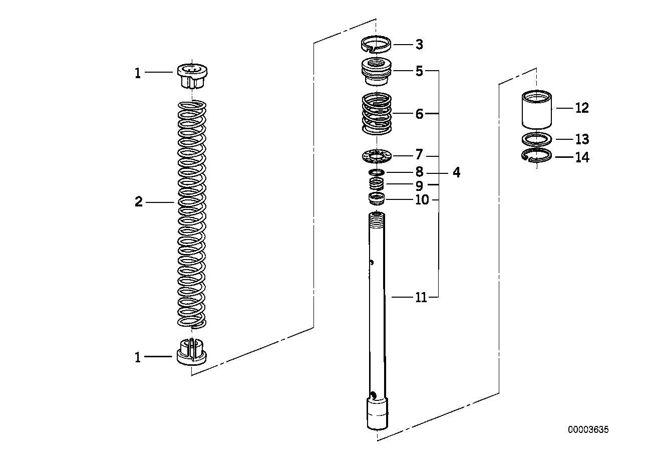 Fichtel and Sachs (F&S) front forks Diag_2sz