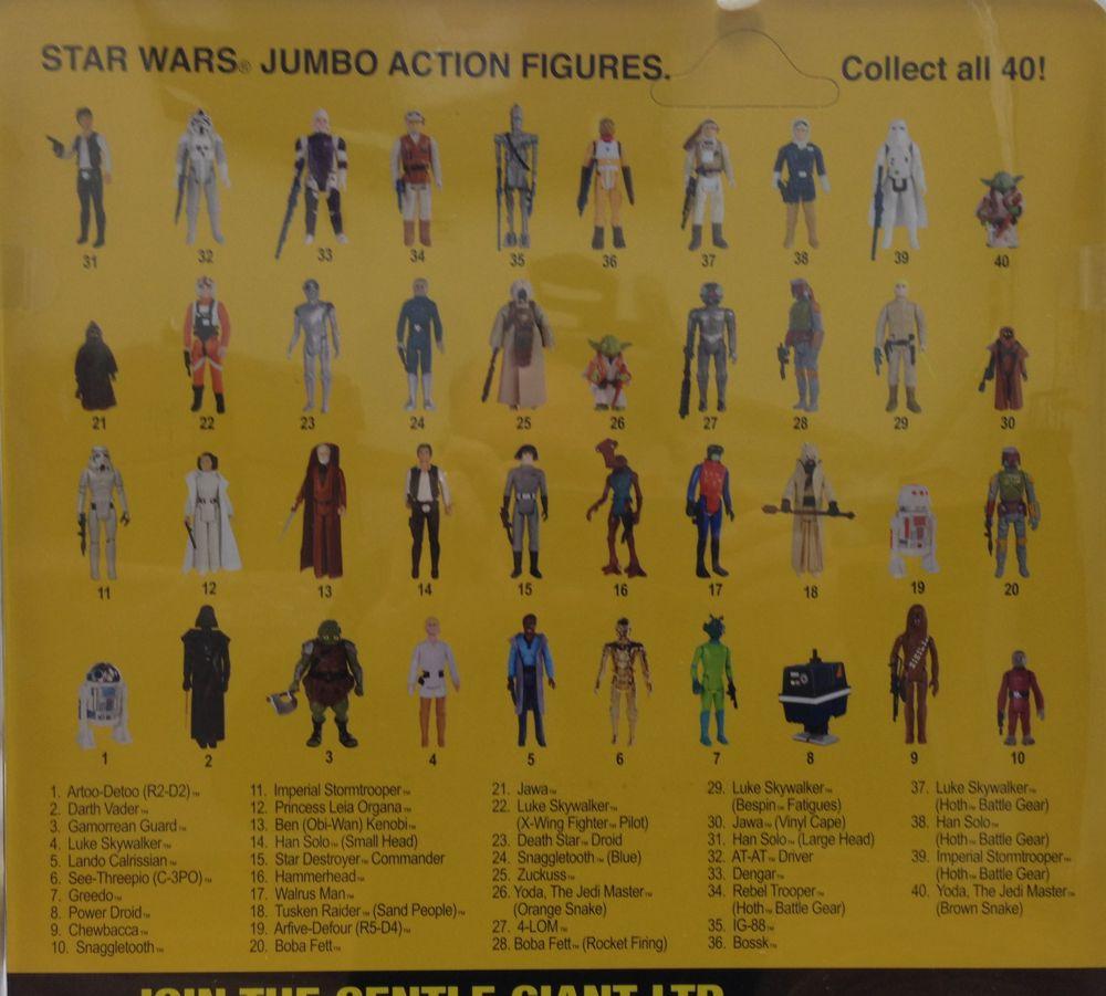 Vintage Kenner replica GG jumbo 12'' & Life size Action figures. - Page 2 Gg-jumbo1