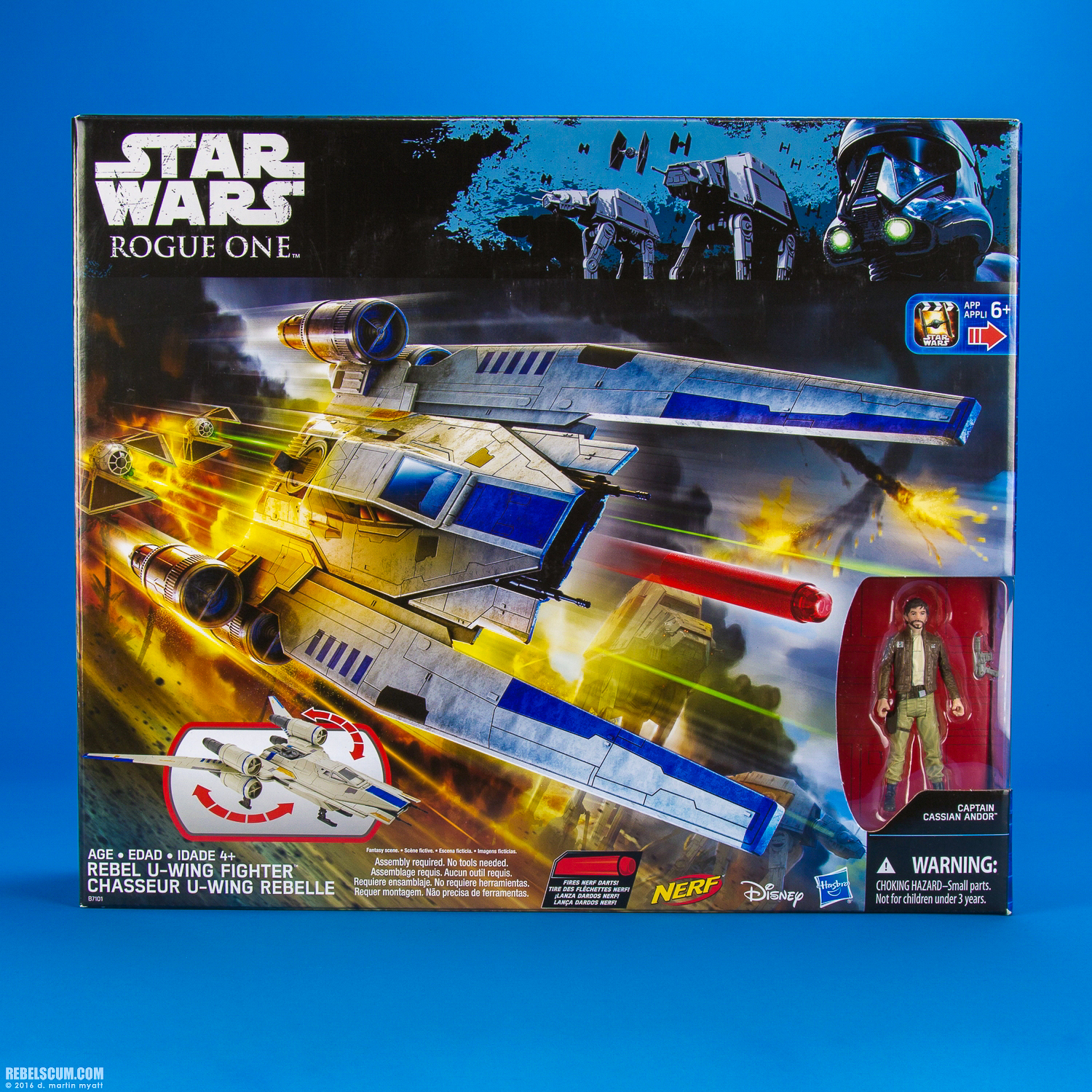 Collection n°182: janosolo kenner hasbro - Page 10 Rebel-U-Wing-Fighter-Rogue-One-Star-Wars-Hasbro-029