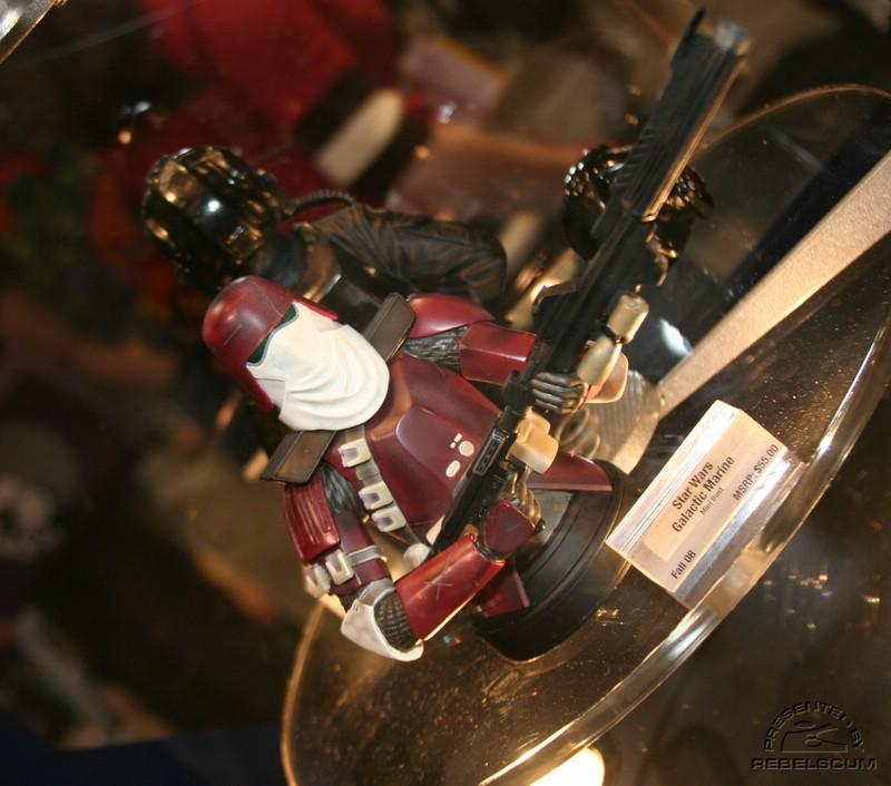 Galactic Marine Mini bust IMG_3341