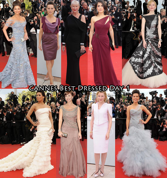 Red Carpet At Cannes Film Festival 2010 Cannes-BDressed-Day-1