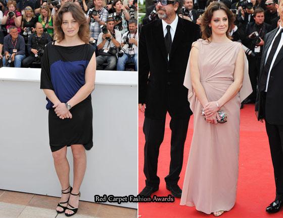 Red Carpet At Cannes Film Festival 2010 Giovanna-Mezzogiorno