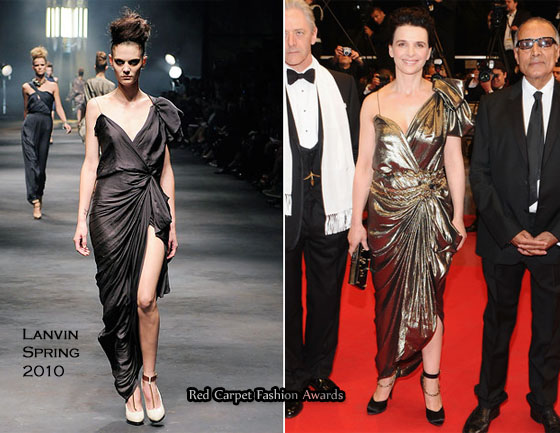 Red Carpet At Cannes Film Festival 2010 - Page 4 Juliette-Binoche-lanvin