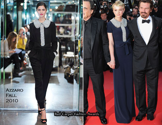 Red Carpet At Cannes Film Festival 2010 - Page 4 Carey-mulligan-azzaro