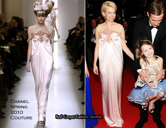 Red Carpet At Cannes Film Festival 2010 - Page 5 Michelle-williams-blue-valentine-chanel