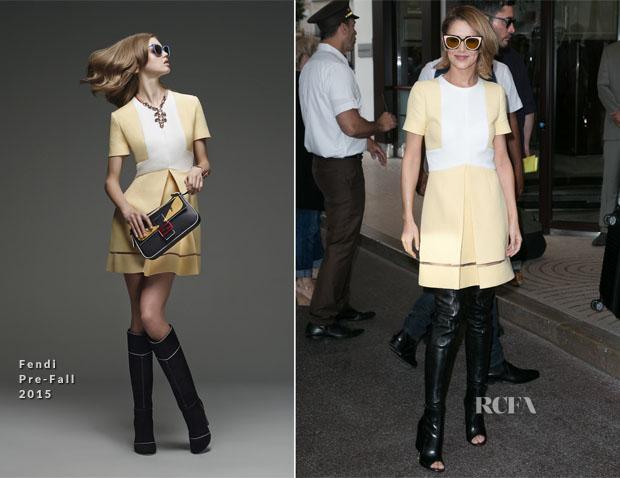 Fashion, Moda, Maquillaje de Girls Aloud - Página 5 Cheryl-Fernandez-Versini-In-Fendi-Out-In-Cannes
