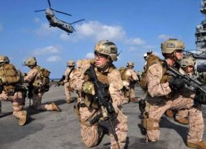 Preocupacion por el Santo Oficio Honduras-marines