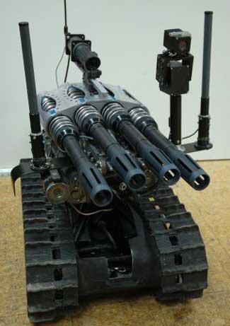Mi primer Robot de ataque Metalstorm