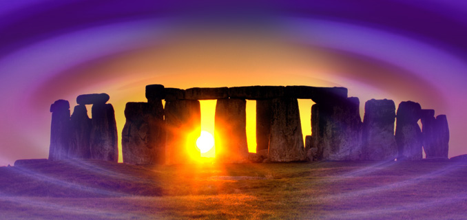 Stonehenge 'was a prehistoric centre for rock music': Stones sound like bells, drums, and gongs when played 28070hengesound_678x320_front