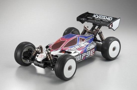 Quel kit de voiture électrique radiocommandée tout terrain choisir? KyoInfernoMp9e-1