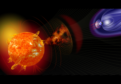 A Solar Wind Stream is Heading for Earth - Geomagnetic Storm Watch - March 6, 2021 Solar_Winds