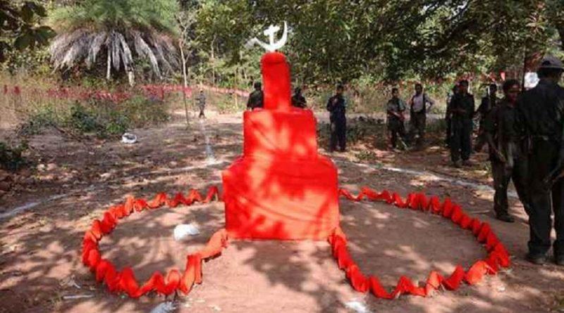 Noticias de la Guerra Popular Naxalita (maoísta) - Partido Comunista de la India  NaxalMeeting-800x445