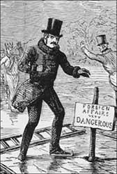 Секрет КОРОЛЕВЫ ВИКТОРИИ: ФЮРЕР АДОЛЬФ ГИТЛЕР БЫЛ ЕЕ ВНУКОМ! Albert-political-cartoon