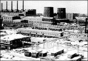 ЧЕРЧИЛЛЬ И ЯДЕРНЫЙ АРСЕНАЛ ГИТЛЕРА! Auschwitz-isotope-separation-plant
