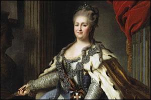 КОНСТАНТИНОПОЛЬ БЫЛ ИСТИННОЙ ПРИЧИНОЙ КОММУНИЗМА! Catherine-the-great