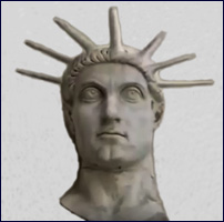 КОНСТАНТИНОПОЛЬ БЫЛ ИСТИННОЙ ПРИЧИНОЙ КОММУНИЗМА! Constantine-as-apollo