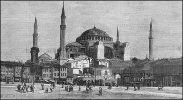 КОНСТАНТИНОПОЛЬ БЫЛ ИСТИННОЙ ПРИЧИНОЙ КОММУНИЗМА! Constantinople-in-1878