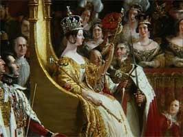 Секрет КОРОЛЕВЫ ВИКТОРИИ: ФЮРЕР АДОЛЬФ ГИТЛЕР БЫЛ ЕЕ ВНУКОМ! Crowning-of-queen-victoria
