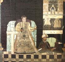 КОНСТАНТИНОПОЛЬ БЫЛ ИСТИННОЙ ПРИЧИНОЙ КОММУНИЗМА! Elizabeth-and-mohammed