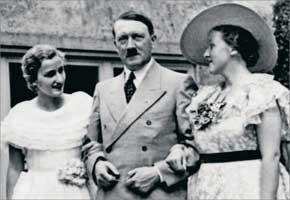 Секрет КОРОЛЕВЫ ВИКТОРИИ: ФЮРЕР АДОЛЬФ ГИТЛЕР БЫЛ ЕЕ ВНУКОМ! Hitler-verena-friedelind