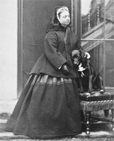 Секрет КОРОЛЕВЫ ВИКТОРИИ: ФЮРЕР АДОЛЬФ ГИТЛЕР БЫЛ ЕЕ ВНУКОМ! Queen-victoria-in1867