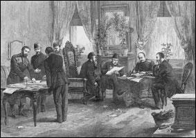 КОНСТАНТИНОПОЛЬ БЫЛ ИСТИННОЙ ПРИЧИНОЙ КОММУНИЗМА! Treaty-of-san-stefano