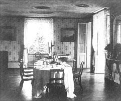 Секрет КОРОЛЕВЫ ВИКТОРИИ: ФЮРЕР АДОЛЬФ ГИТЛЕР БЫЛ ЕЕ ВНУКОМ! Villa-wallis-dining-room