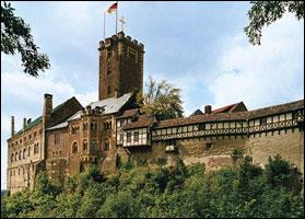 ЧЕРЧИЛЛЬ И ЯДЕРНЫЙ АРСЕНАЛ ГИТЛЕРА! Wartburg-castle