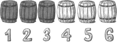 Quête 2.4 - Le grimoire aux énigmes Enigme-des-tonneaux