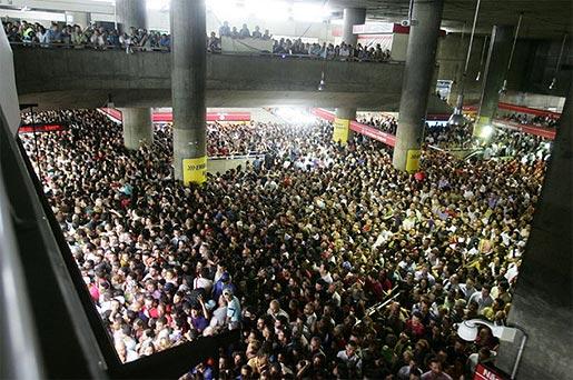 Um pouco de minha cidade... Metro-de-Sao-Paulo