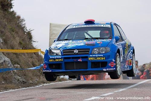 Súper 1600 Sergio-vallejo-rallye-alicante-2005