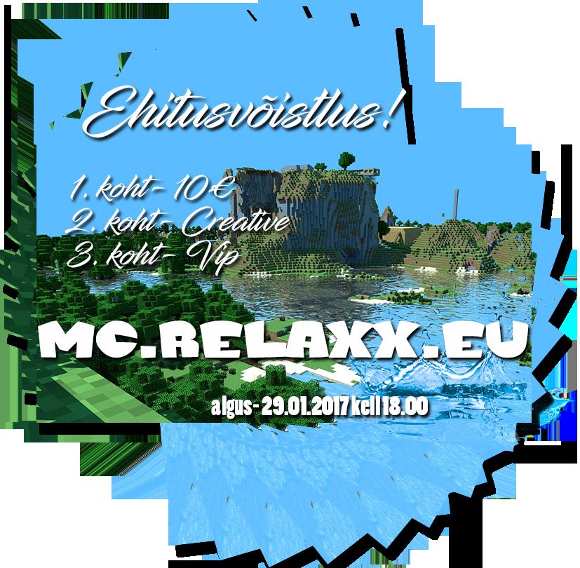 Relaxx Minecraft Skyblock - Survival  Ev