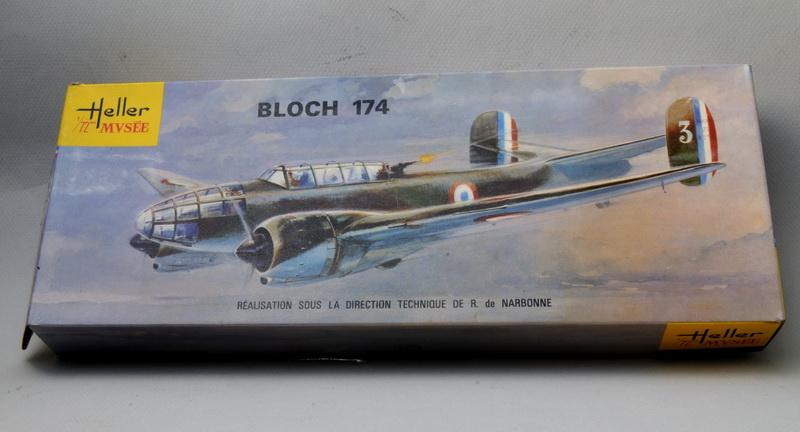 Bloch 174 1/72e, transkits en vue... Heller_Bloch_174