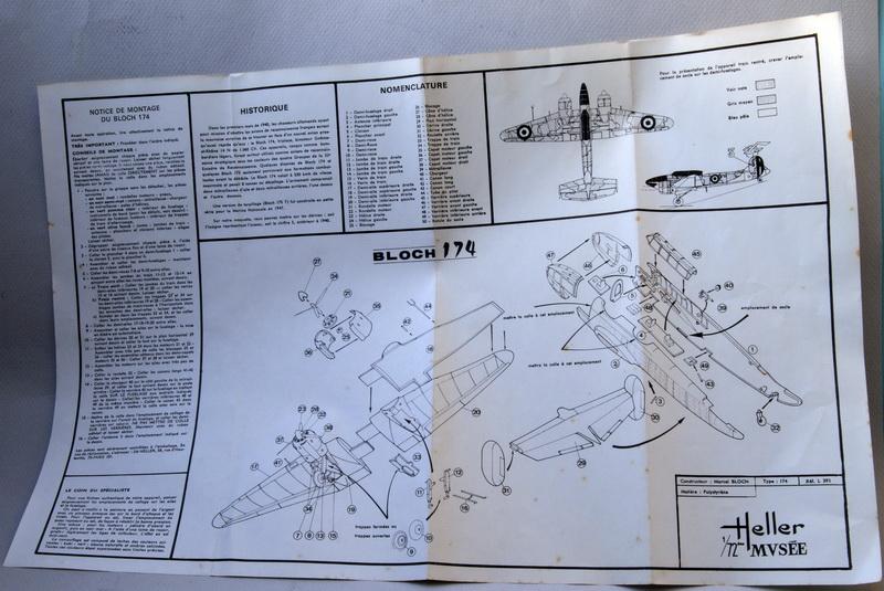 Bloch 174 1/72e, transkits en vue... Heller_Bloch_174_KR_04