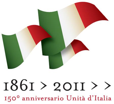 150° Unità d' Italia Logo_150anni