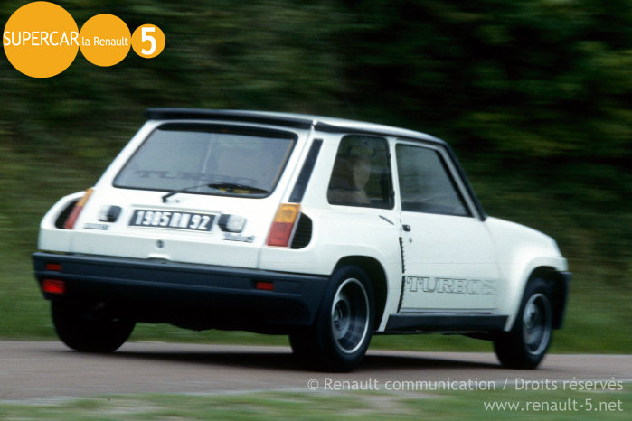 Auto-collants turbo 2 - Page 2 Renault5_turbo2_arriere