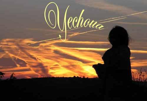 Ils sont Juifs, ils témoignent : Jésus est le Messie, il est toujours  Silhouette-couchant-yechoua21