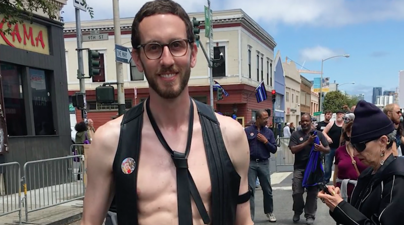 California: Intentionally Infecting People With HIV No Longer A Felony  Scott-wiener-hed-2016-800x445