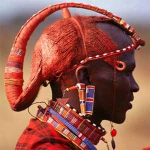 Qui est la première femme née sur Terre ? Masai_pic3