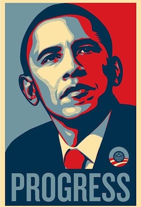 Obama admet enfin l'emploi de drones d'attaque au Pakistan et en Afghanistan  Obama-progress