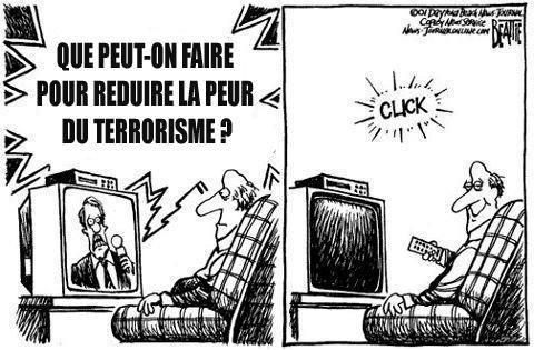 """Un journaliste de canal + à demba ba : """"vous êtes un musulma Peur-du-terrorisme"""