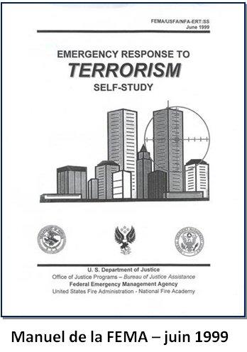 11septembre : les complots - Page 4 Manuel_FEMA