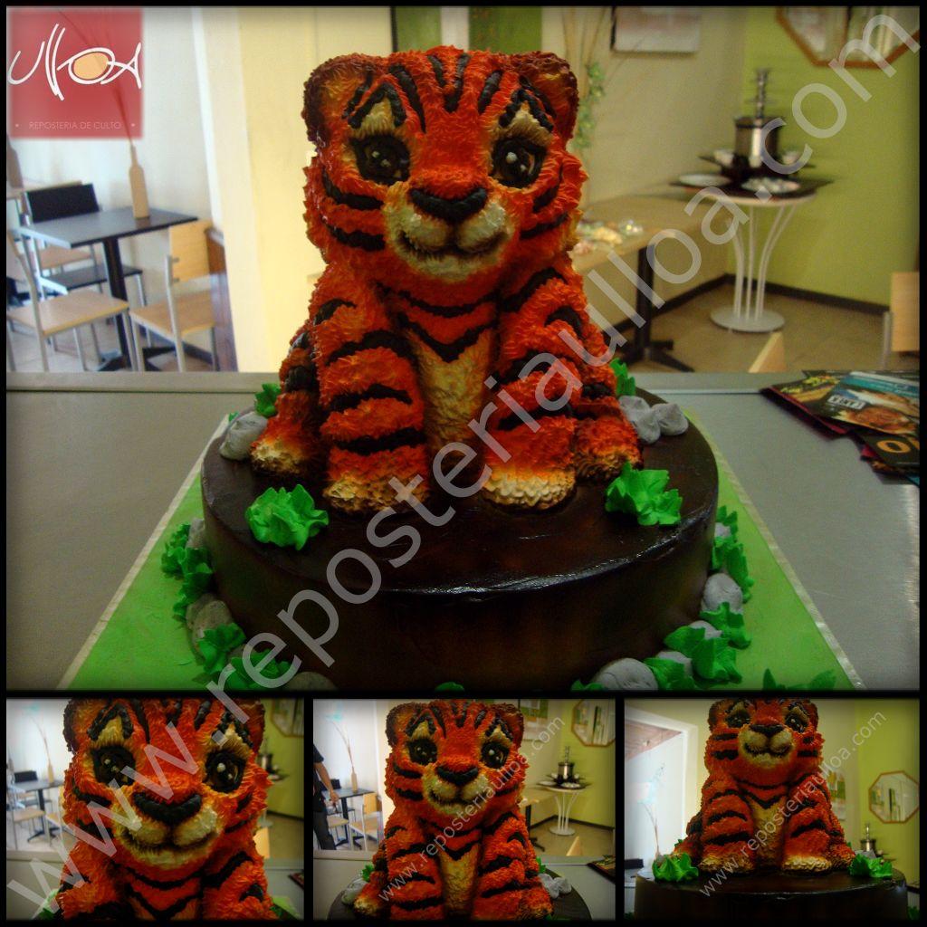 ¡Feliz cumpleaños, Shircan! 3d_tigre