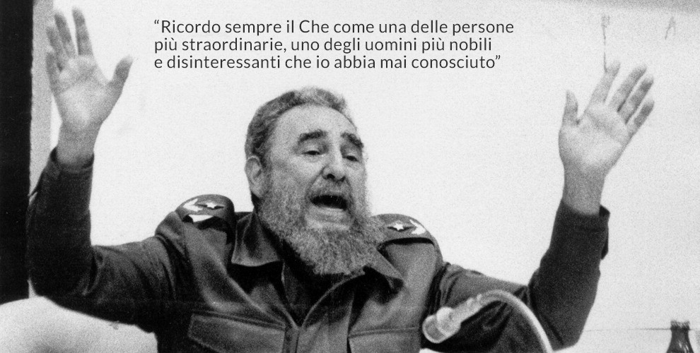 È morto Fidel Castro, portò la rivoluzione a Cuba 123801935-8a5daff1-e0ff-4268-b36f-8b4a888f3eb4