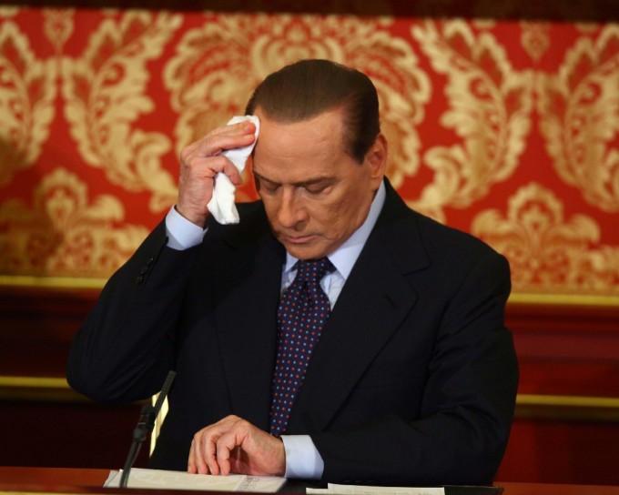 Berlusconi e le strategie per evitare il peggio: dalla grazia alla revisione del processo. 043349518-5723e5d7-5980-4c12-b441-8f7eb9c361c7