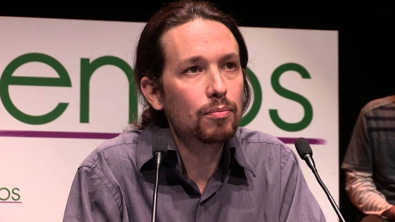 criticar a la corona española será delito a partir del 1 de Julio - Página 2 Pablo-iglesias