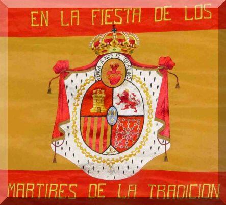 TERCIOS CATÓLICOS REQUETÉS Guerra Civil Española Tradicion