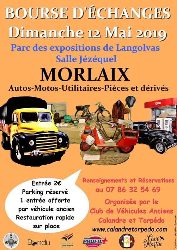 bourse  d echange a morlaix le 12/05/19 2019BourseMorlaix