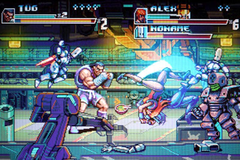 Project Y un Beat'em All MD aussi beau qu'un jeu Neo Geo ? 2239-projecty-mega-drive-homebrew-first-video-footage